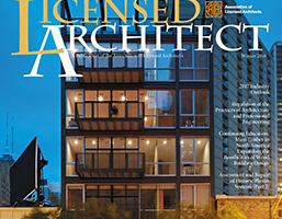 Licensed Architect Is The Quarterly Publication Of ALA. All Members Receive  A Copy As Part Of Their Membership. Each Issue Contains Articles With  Useful ...